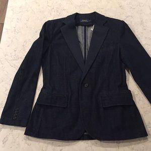 Men's Polo Ralph Lauren Denim Blazer Jacket